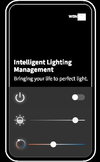 智能LED灯具
