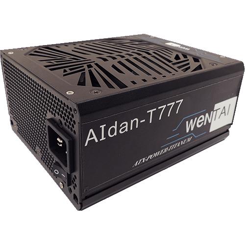 Aidan-T777 Titanium PC Power